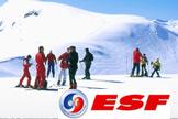 Cours de ski ESF et Spirit Évolution